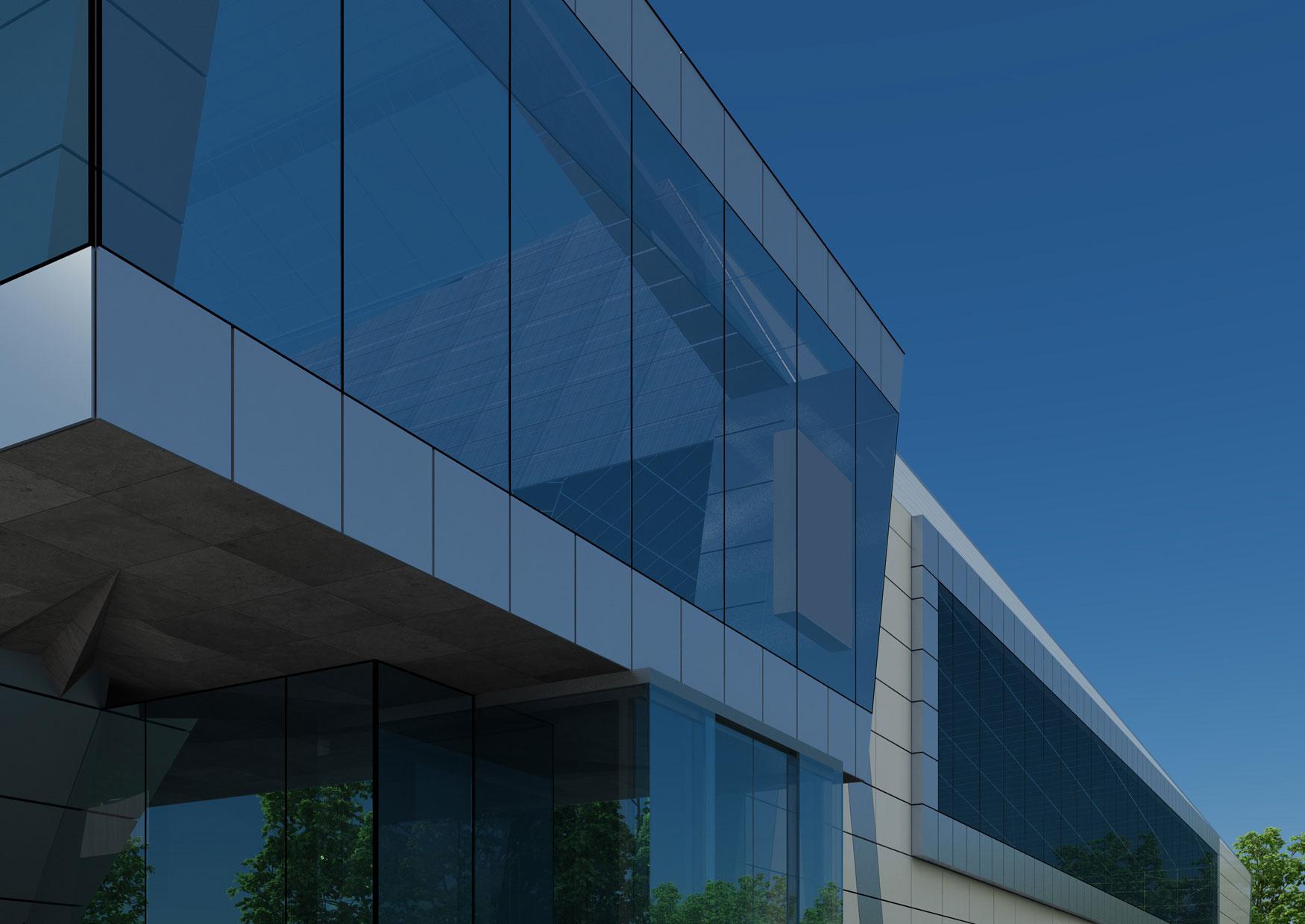 Projektentwicklung - Einkaufszentrum