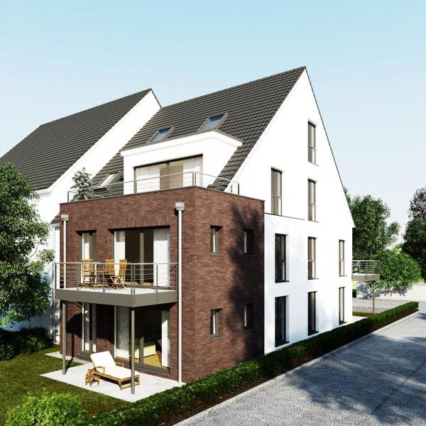 Pick Projekt - Steinmetzstrasse, Grevenbroich