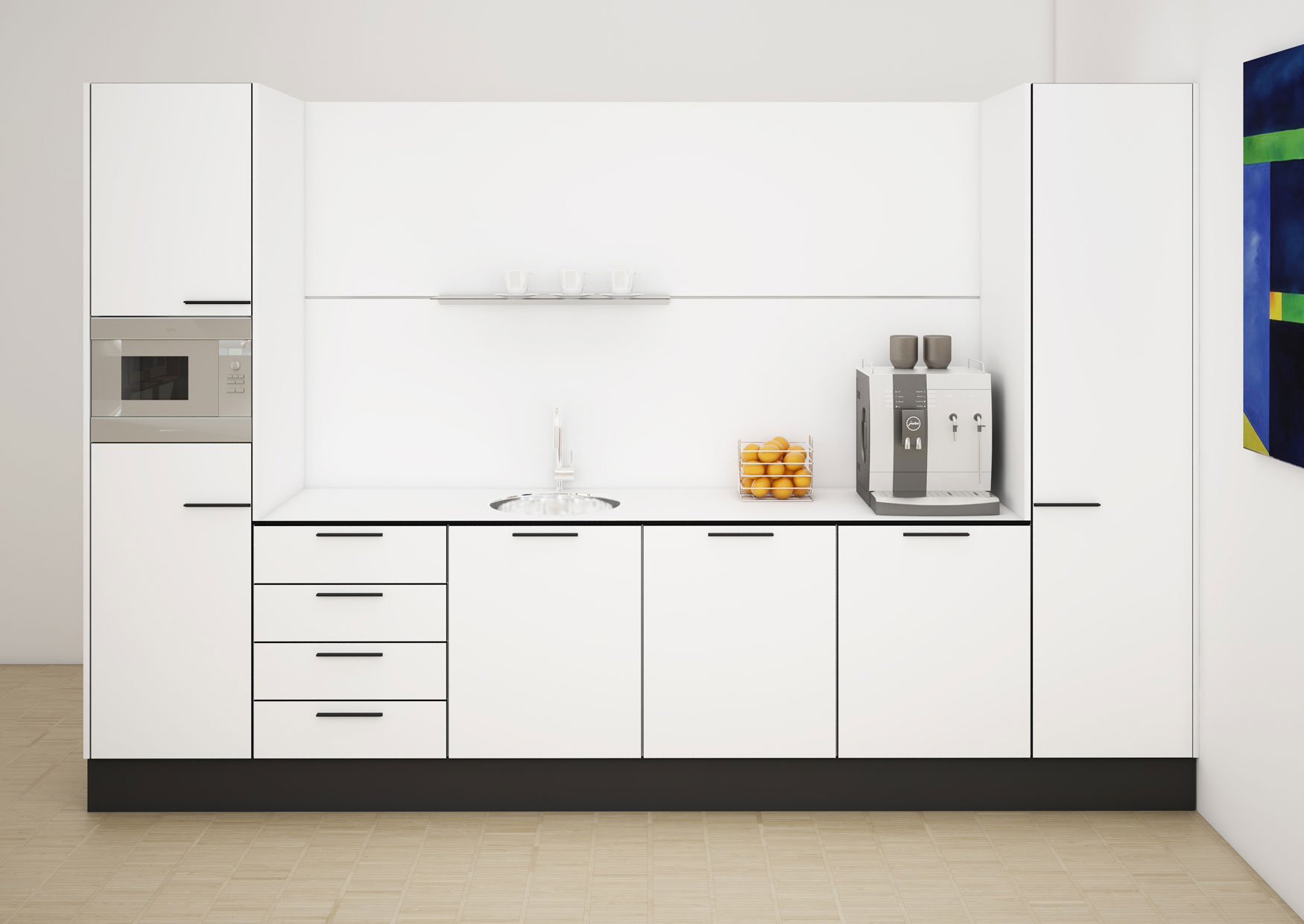 Dobergo - Küche