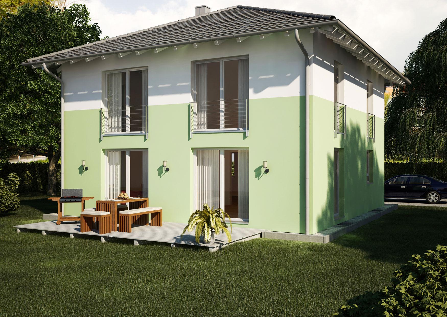 Select Massivhaus - Einfamilienhaus